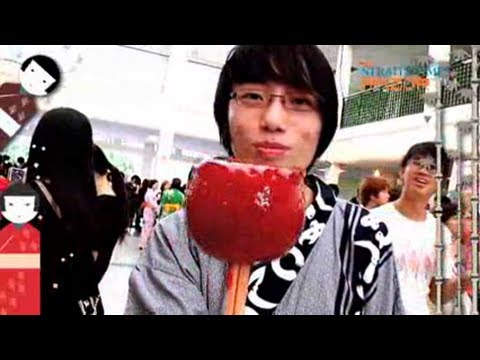 """Candy apple and """"yaki"""" galore (Japanese Summer Festival 2010 Pt 3)"""