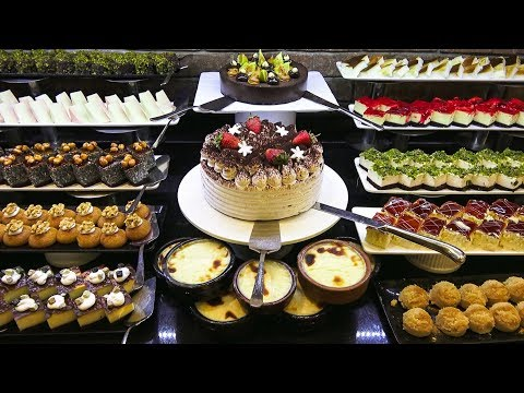 IC Hotels Green Palace In Antalya Türkiye (Dinner & Lunch Buffet)