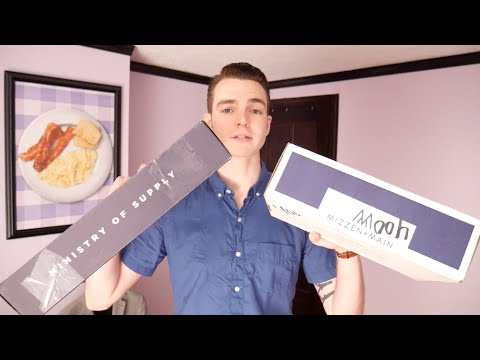 Unboxing Mizzen + Main Vs Ministry Of Supply - Polo Review
