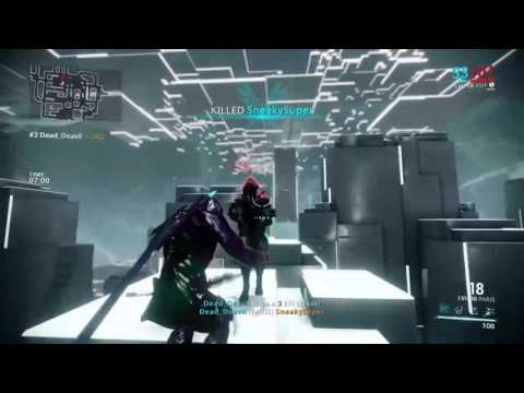 Warframe with friends [FEAT Megazer & David]