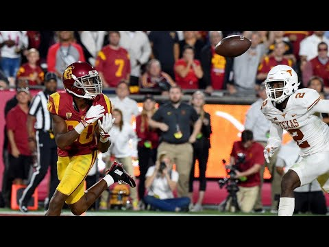 Highlights: Late-game heroics propel USC to 27-24 win over Texas