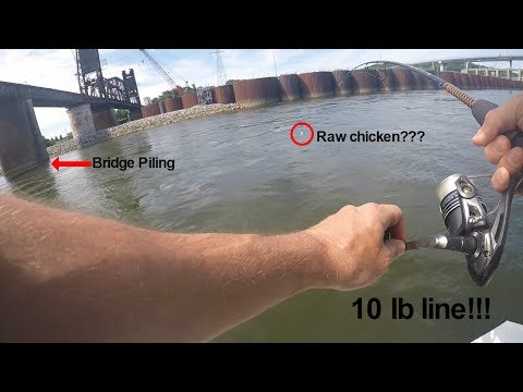 Light Catfish Rod | Cotton Rope Handle from YouTube · High Definition · Duration:  33 minutes 17 seconds  · 168 views · uploaded on 2/8/2016 · uploaded by Black Warrior Lures