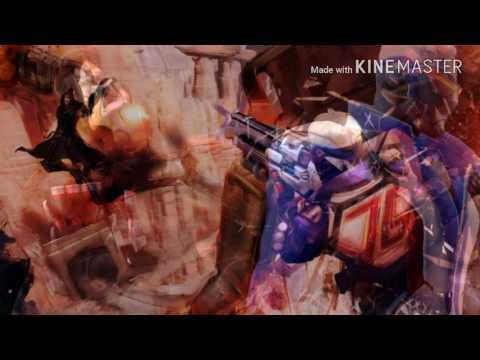 Nightcore SOLDIER 76 VS REAPER RAP BATTLE - JT Machinma