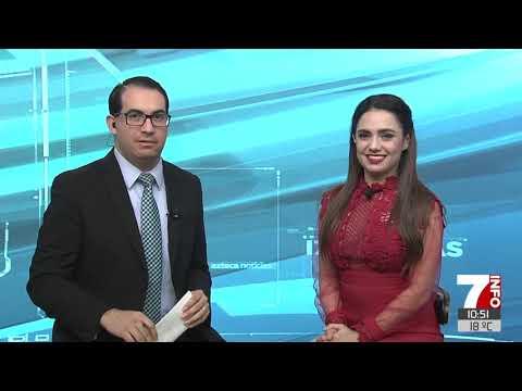 INFO7   TV AZTECA NORESTE   ENLACE EN VIVO CON ALEX VARGAS DESDE EL ESTADIO DE TIGRES