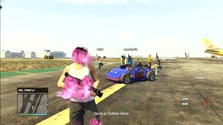 Amazing Gta 5 Mod Menu Ps3! Freeze Players Consoles + Client Control ( Supernatural menu 1.1)