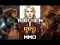 TOP TEN BEST RPG MMO! MMORPG WITH STORY!