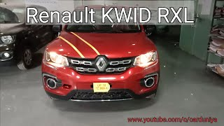 Renault KWID RXL-Detailed Review