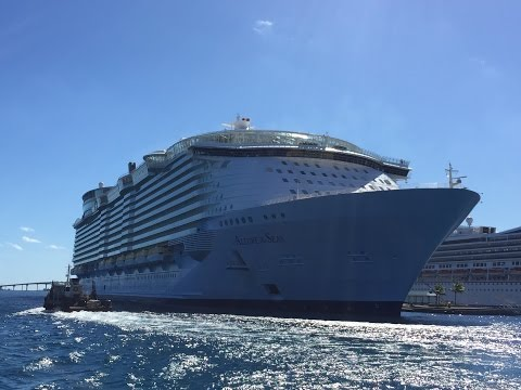 My Cruise to the Bahamas and Virgin Islands on Allure of the Seas