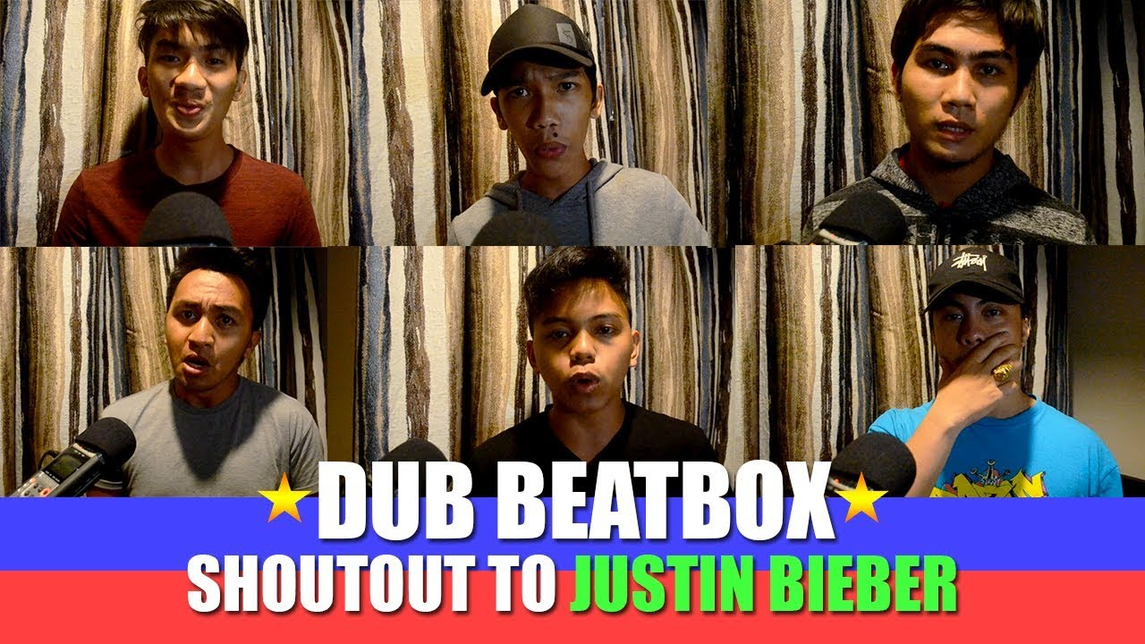 DUB Beatbox Shoutout to JUSTIN BIEBER