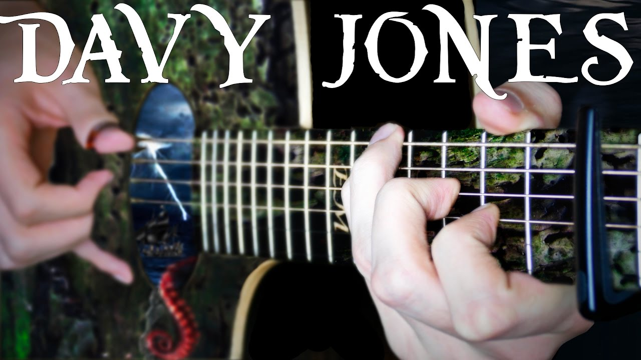 Download Davy Jones Theme - Pirates of the Caribbean OST - Fingerstyle Guitar Cover