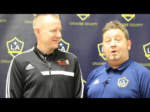 Soccer Shots & LA Galaxy Orange County Partnership