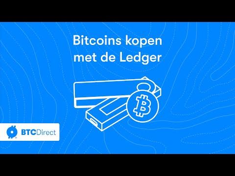 Bitcoins Kopen Met De Ledger Hardware Wallet | BTC Direct
