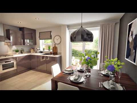 3 bedroom family home by Barratt Homes - discover The Maidstone