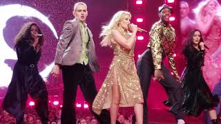 Kylie Minogue - Disco Medley (New York City - Raining Glitter - On A Night Like This) UHD