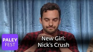 New Girl - Nick's Crush on Dermot Mulroney