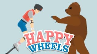 POGO FIGHT EN RUSIA | HAPPY WHEELS