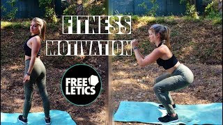 FITNESS MOTIVATION avec FREELETICS !