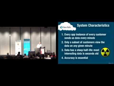 YOW! 2012 Bjorn Freeman-Benson - Some Considerations for Scaling: What We Did At New Relic