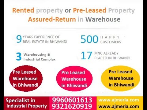 Pre leased rented properties for investment Rented High Return Investment  Option in India