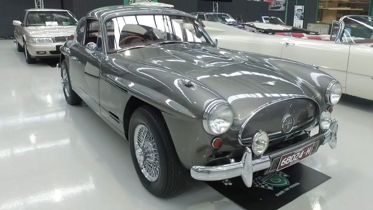 1959 Jensen 541R Coupe - 2017 Shannons Melbourne Winter Classic Auction