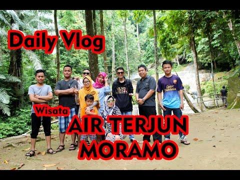 Wisata Air Terjun Moramo Kendari - Kamax Daily Vlog
