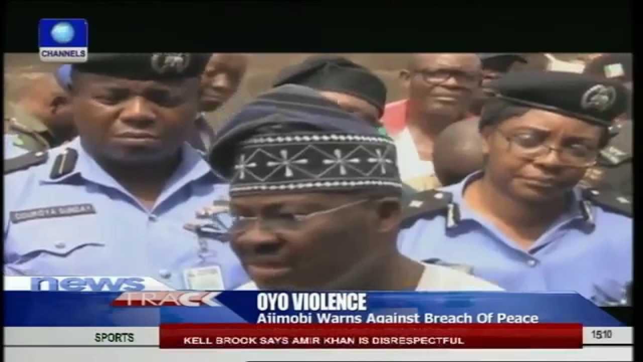 Download Oyo State Governor, Abiola Ajimobi Warns Against Violence