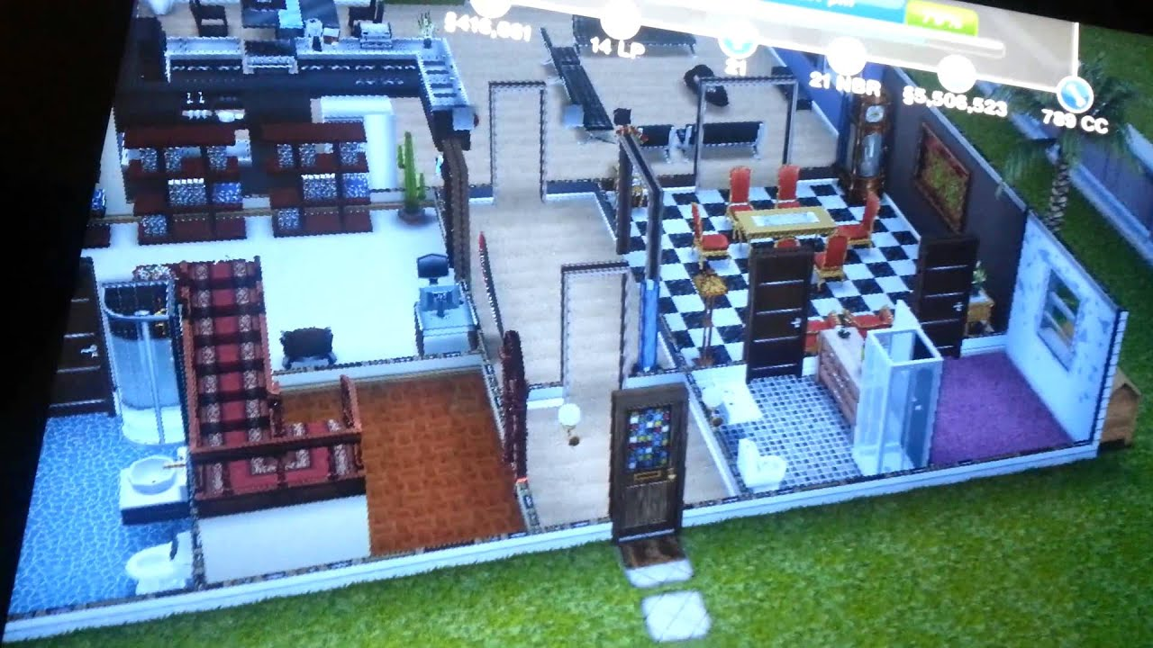 sims freeplay 2 story house ideas minecraft crazy house ideas