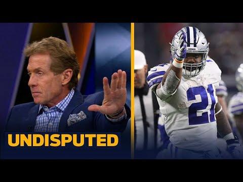 Jerry Jones continues to defend Ezekiel Elliott, says NFL needs 'to be fair' | UNDISPUTED