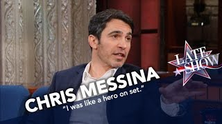 Chris Messina Gained 40 Pounds For Role In
