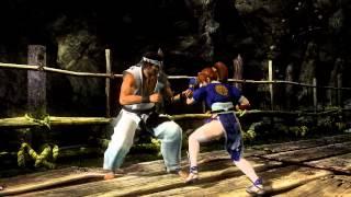 Dead or Alive 5 - Virtua Fighter Challenger Trailer