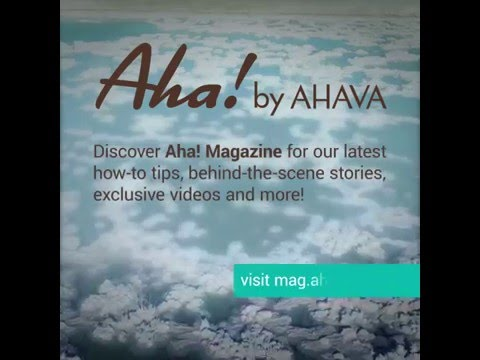 Discover Beauty How-to Tips and Tutorials at AHA! Magazine