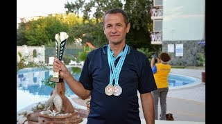 Kranevo 2017. World Draughts Disabilities Championship. Photo-video film 9
