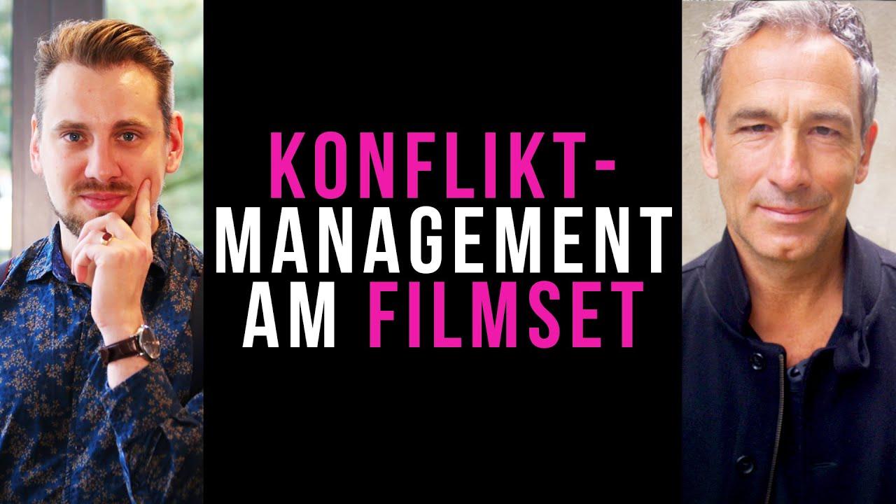 Konfliktmanagement am Filmset & die Angst vorm Scheitern | Videopodcast mit Thomas Waldschmidt
