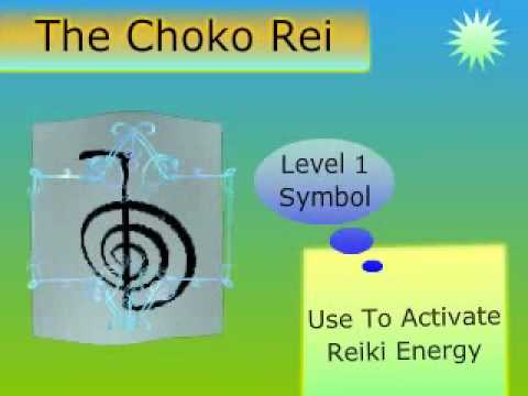 Reiki Symbols Used In Each Level Of Reiki Healing Youtube