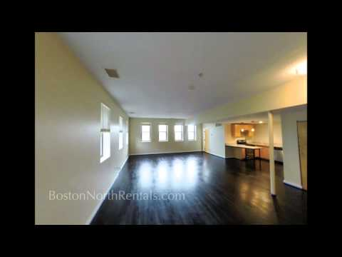New Listing| Chelsea Ma Loft with Roof Deck & Parking | For Rent