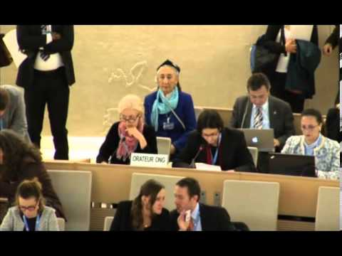 IHEU representative Kacem El Ghazzali defends LGBT in Nigeria at UN HRC