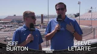 Las Vegas fantasy update from NBC's Steve Letarte: The Preview Show