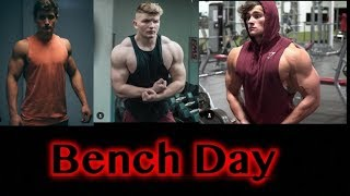 Bench Day w/ Ryan Casey and Dylan McKenna / Injury Update
