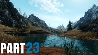 Lets Play Skyrim 2016 - 400+ Mods Edition ***Part 23*** 1080p 60FPS (5 Years Of Skyrim)