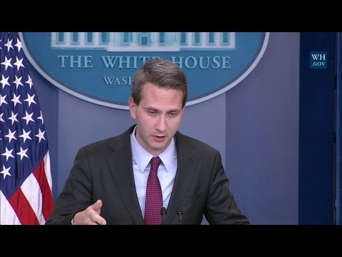 12/02/16: White House Press Briefing