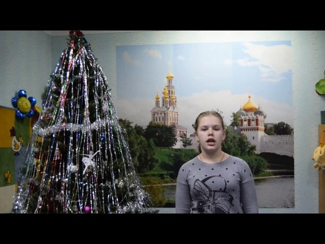 Изображение предпросмотра прочтения – АннаЛимонникова читает произведение «Тучи» М.Ю.Лермонтова