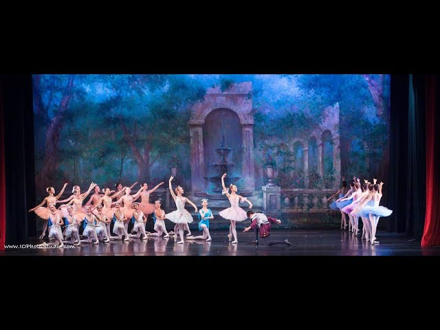 Bayer Ballet Academy Show Case 2018. Dream Scene from Don Quixote