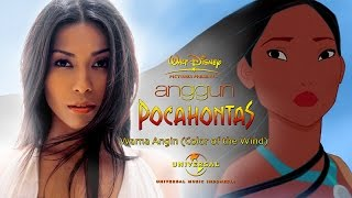 Anggun Warna Angin Color Of The Wind OST Pocahontas