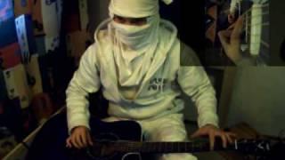 Diablo - D.O.A Guitar cover