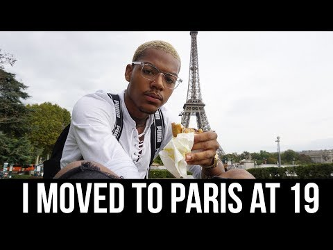How I Could Afford to Move to Paris at 19 | Tarek Ali