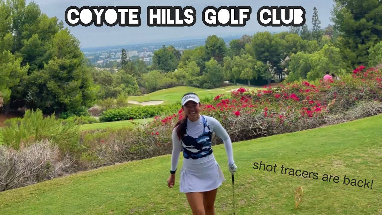 Download Shot Tracers Are Back! Golf with Me at Coyote Hills (My Favourite Course So Far!!)