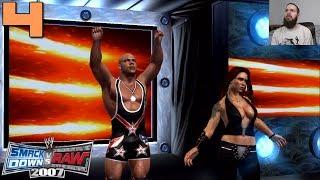 WWE SmackDown vs. Raw 2007: Season Mode #4