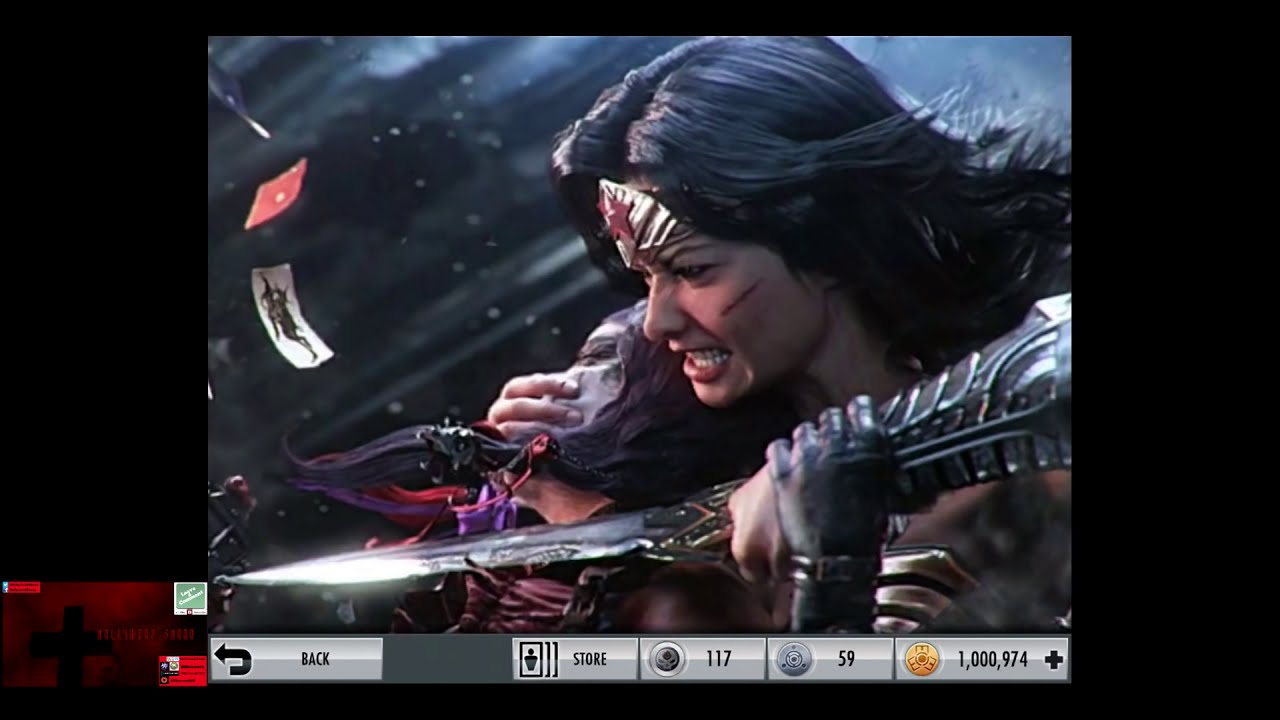 Injustice Gods Among Us Ios 10 Gear Booster Packs 6 Youtube
