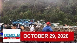 Dobol B Sa News TV Livestream: October 29, 2020 (Part 2) | Replay