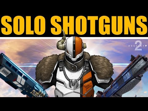 Estoy Chetado Jugando Así? Destiny 2 Solo Con Escopetas! thumbnail